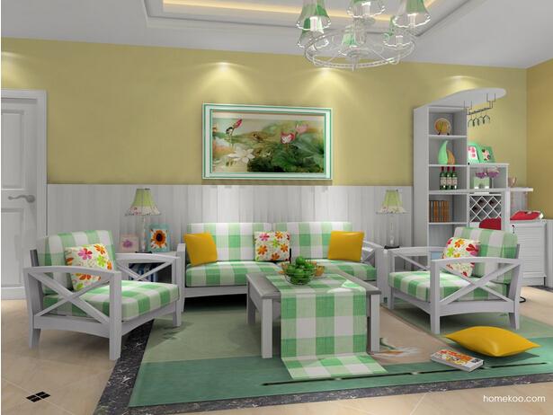 田园风格的沙发如何清洁?要注意哪些问题