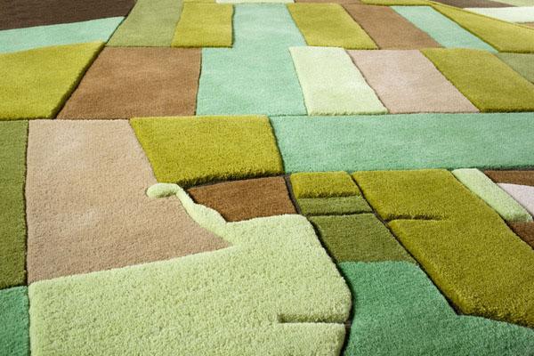 八角地毯清洗方法有何不一样呢