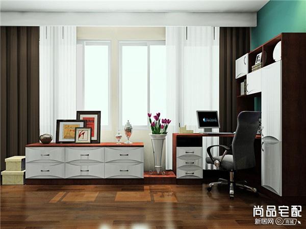 欧式卧室装饰柜用处大