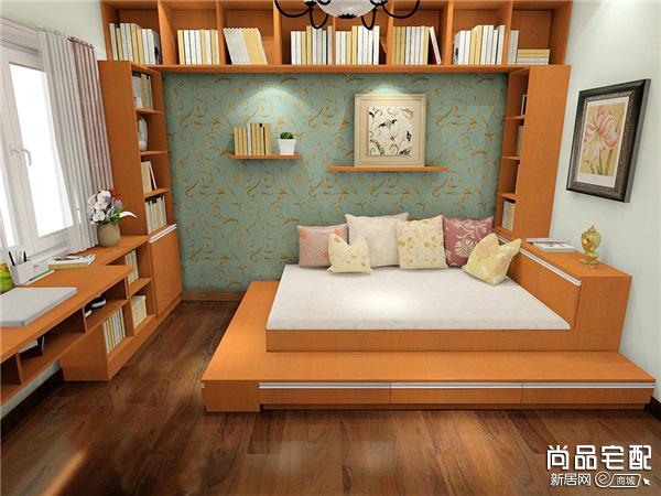 卧室床榻榻米