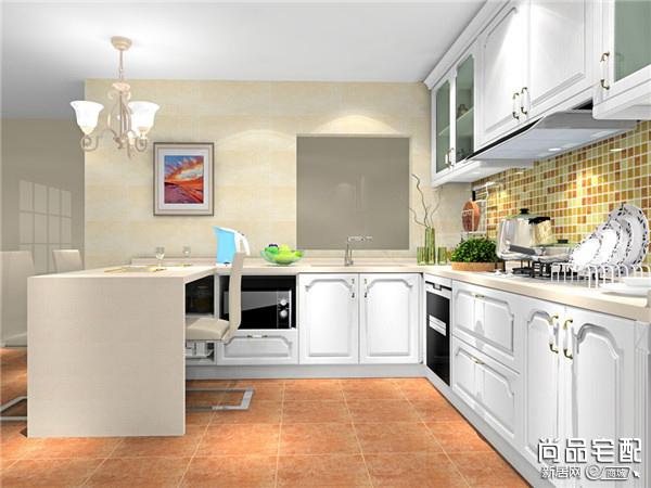 敞开式厨房餐厅设计要注意什么