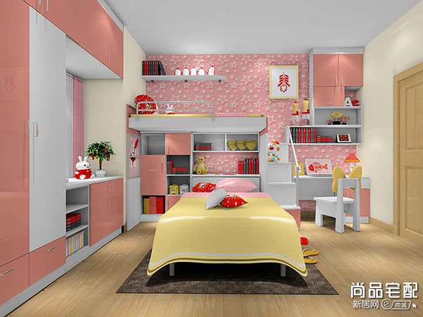 儿童卧室风水布局要从细节着手