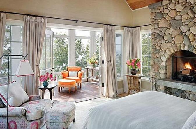 阳台窗帘装修的注意事项