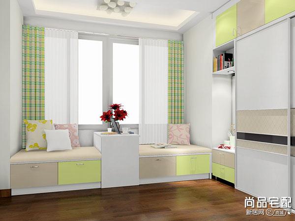 中式飘窗设计