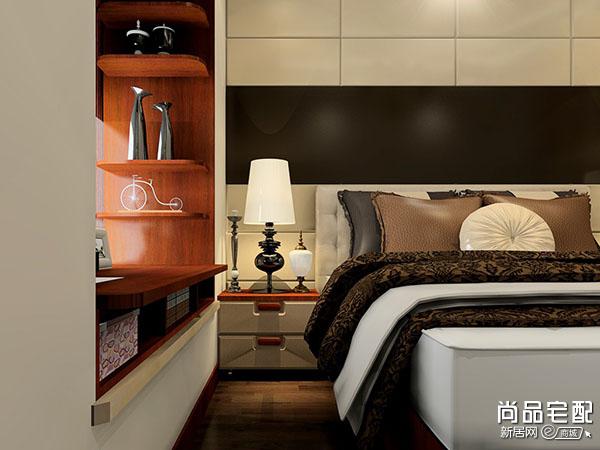 床头柜开关插座高度多少合适