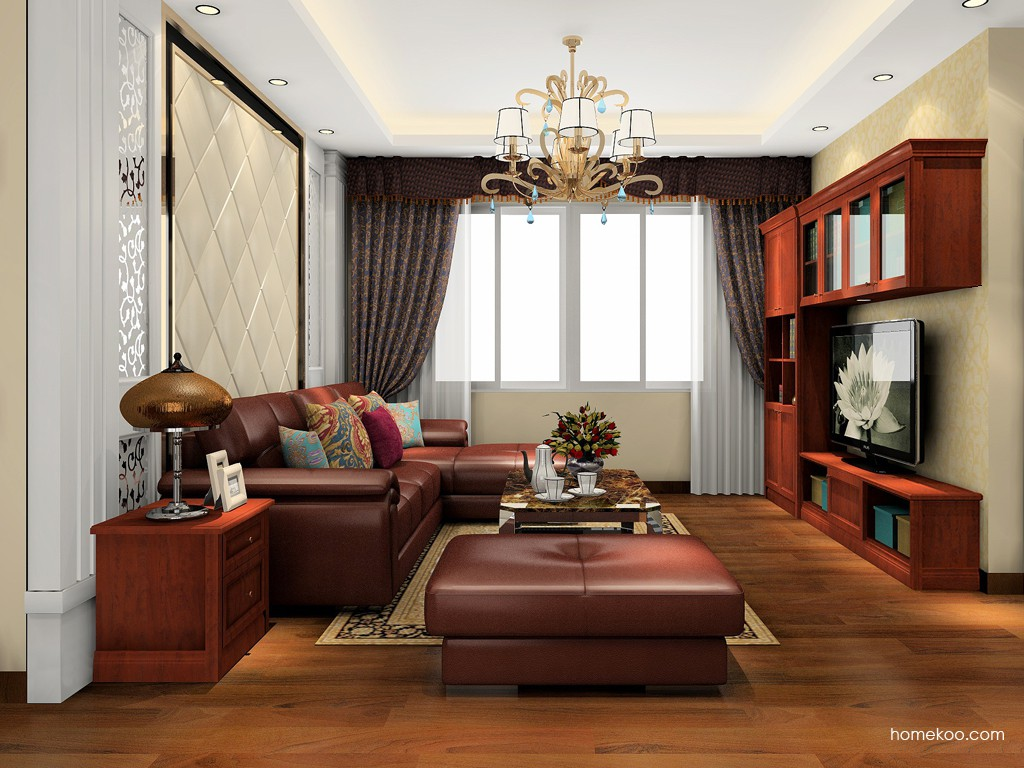 装修步骤_客厅窗帘和沙发的搭配