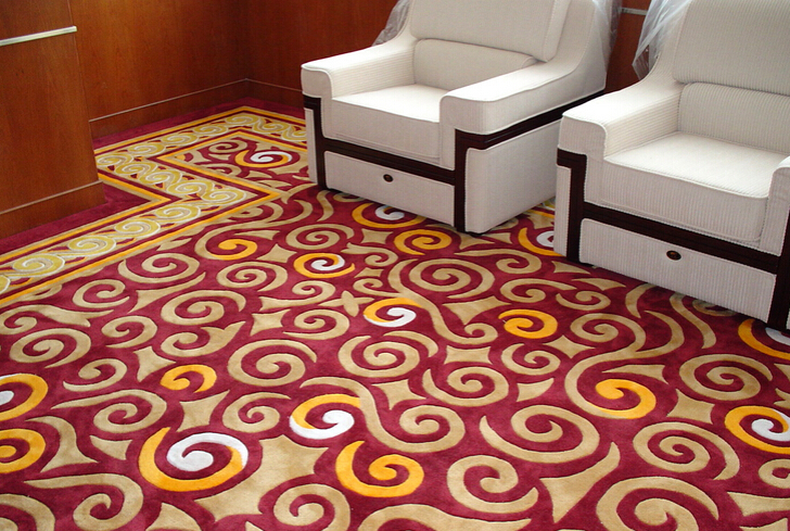 纯毛地毯如何清洗