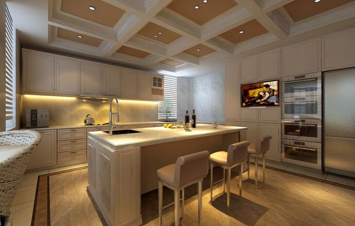 欧式厨房吊灯,几个典型的案例分析