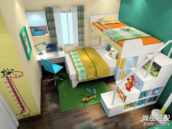 小卧室儿童房如何装修