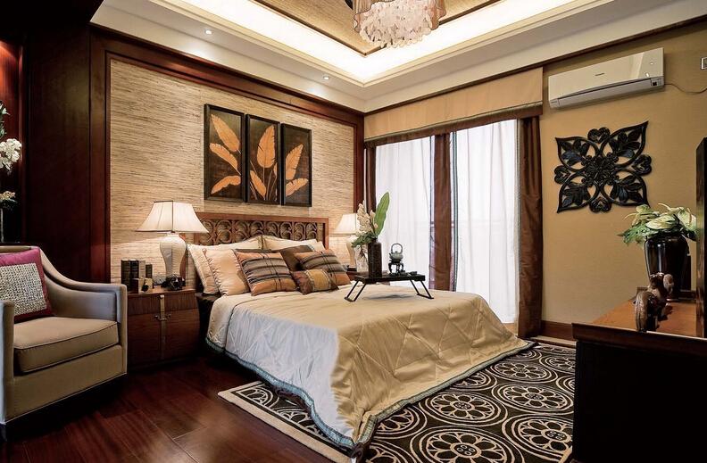 别墅卧室吊顶的设计风格
