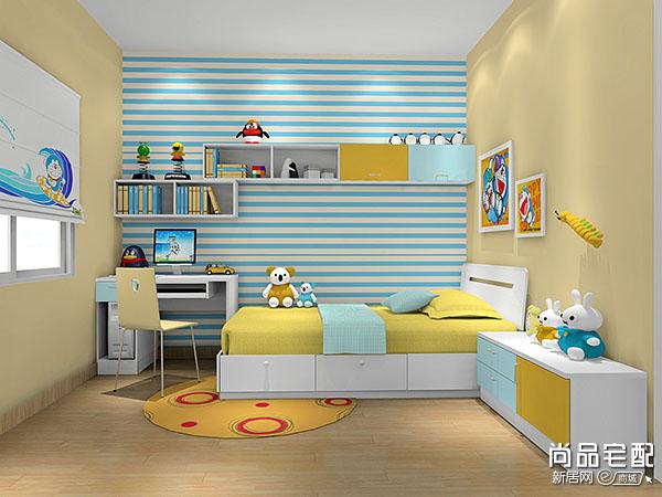 儿童房间装修壁纸该注意什么?