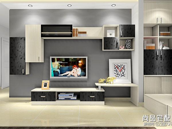 客厅电视背景墙颜色风水的注意事项