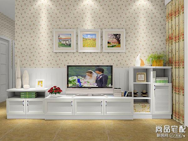 小户型电视柜设计效果图【选购必看】