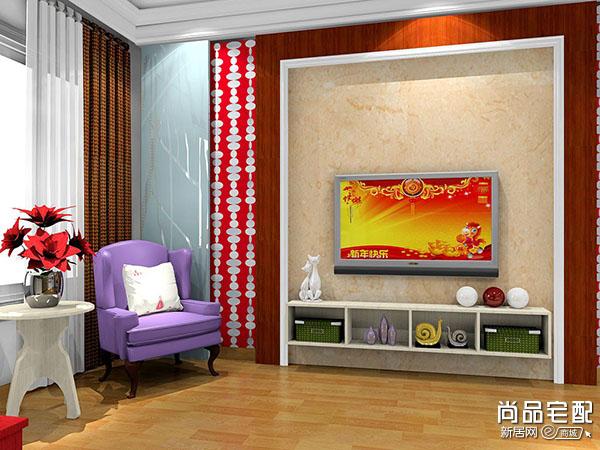 客厅电视背景墙怎么样装修好看