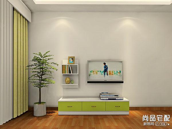 如何选择电视柜尺寸【设计知识】