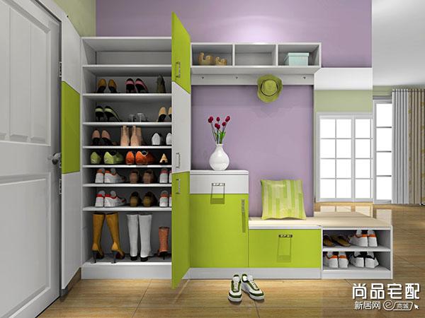 鞋柜挂衣板高度为多少合适