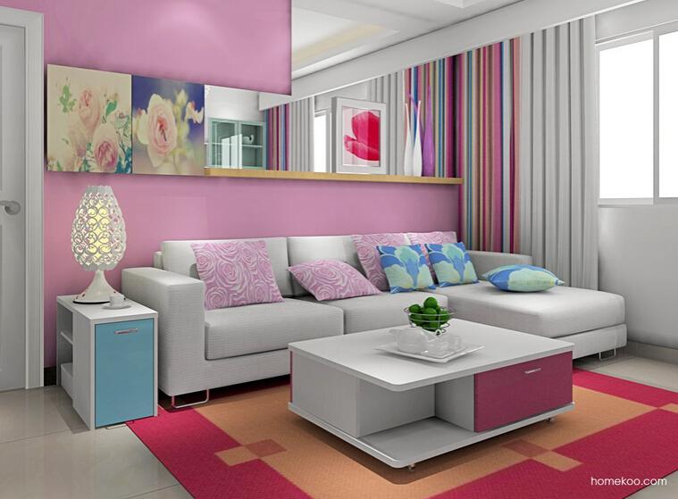 客厅家具颜色搭配小技巧