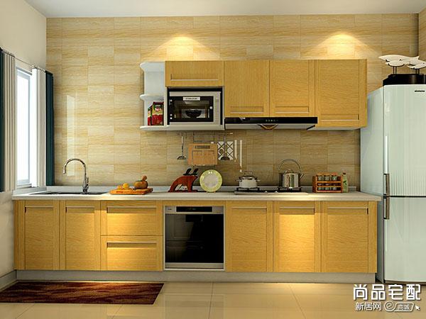 厨房橱柜颜色风水那些事