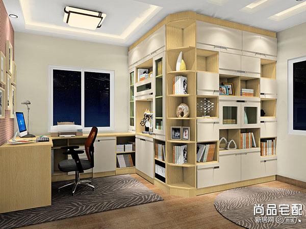 欧式书房家具如何选择