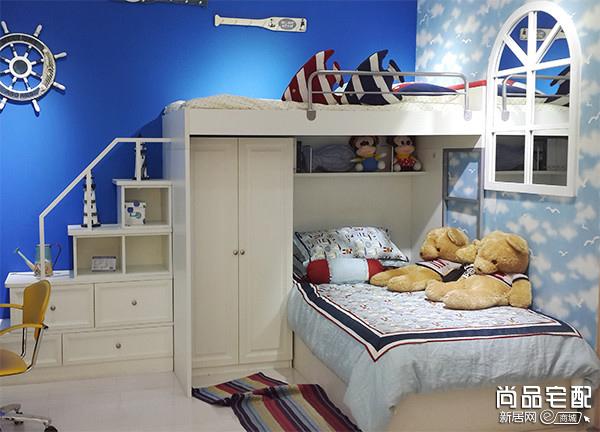 宜家儿童样板房哪种风格比较好?