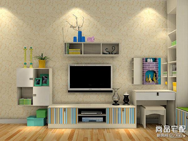 美式电视机柜