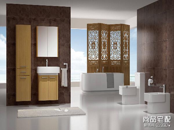 304卫浴不锈钢浴室柜