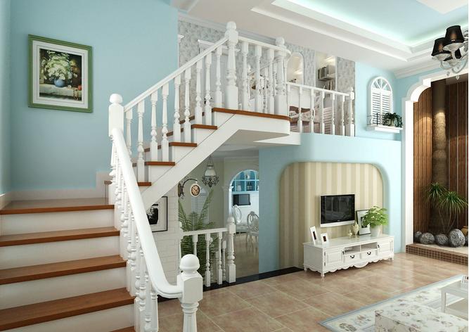 楼梯过道设计