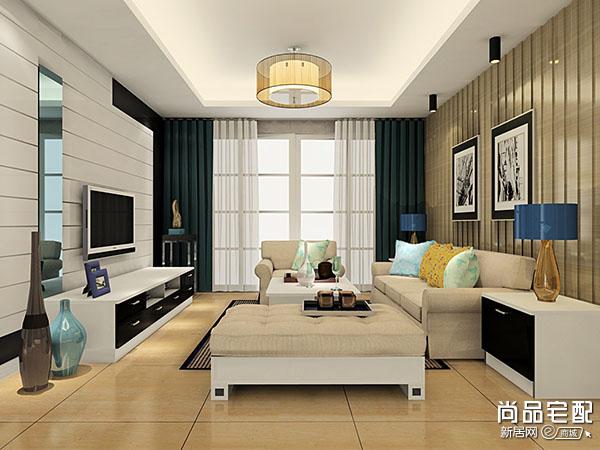 现代简约客厅家具品牌有哪些?