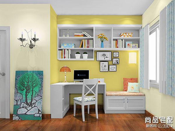 韩式书房装修