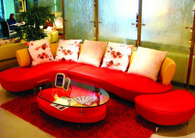 红沙发背景墙选购要点