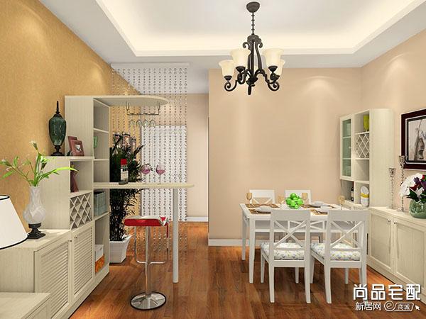 暖色调客厅装修效果图――2015新款呈现