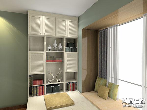如何组装书柜