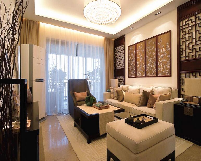 小户型中式客厅装修要点