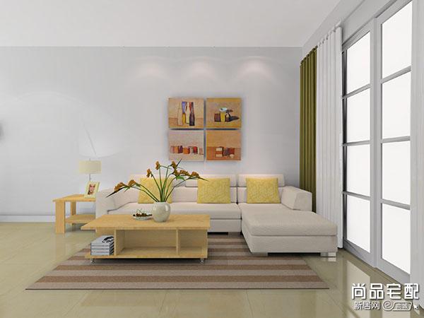 个性沙发背景墙