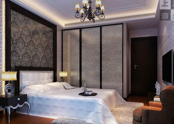小户型卧室壁橱技巧