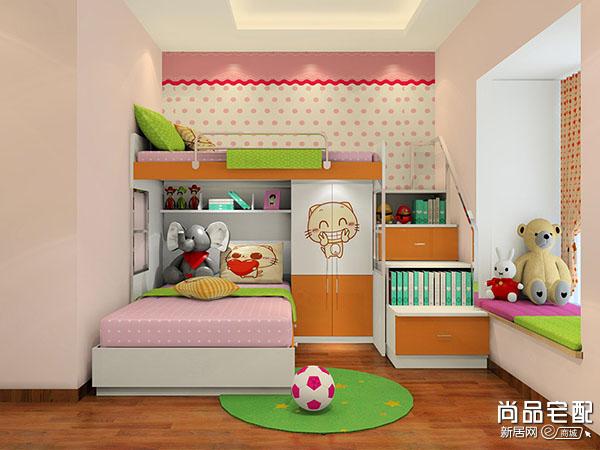 儿童衣柜和书柜的设计要领