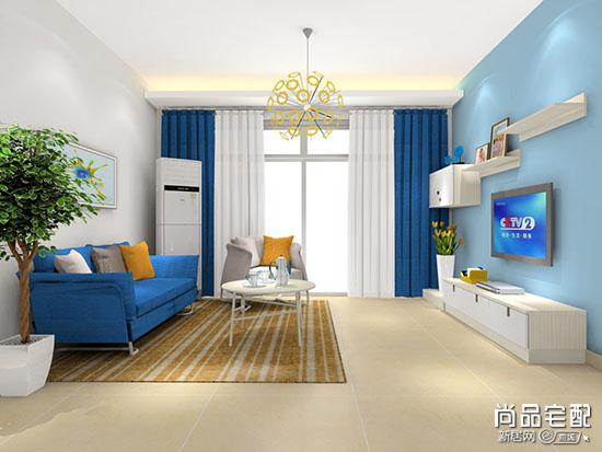 家装客厅墙面颜色如何选择
