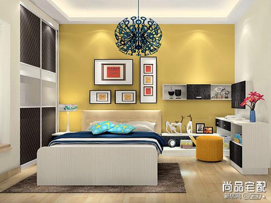 卧室室内装修 舒适环保很重要
