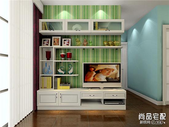 简约欧式电视背景墙有哪些好处?