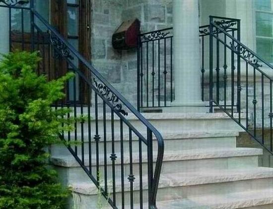 室外铁艺楼梯价格一般多少
