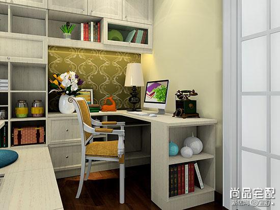 书桌高度多少合适 书柜高度介绍
