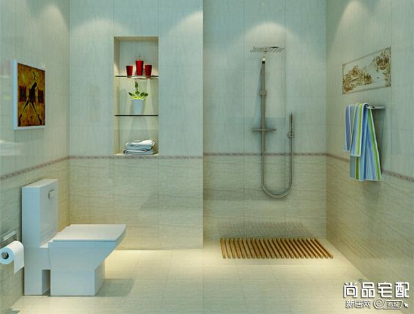 浴室装修瓷砖选购技巧和注意事项