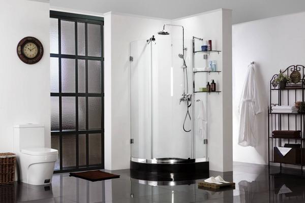 弧形淋浴房尺寸