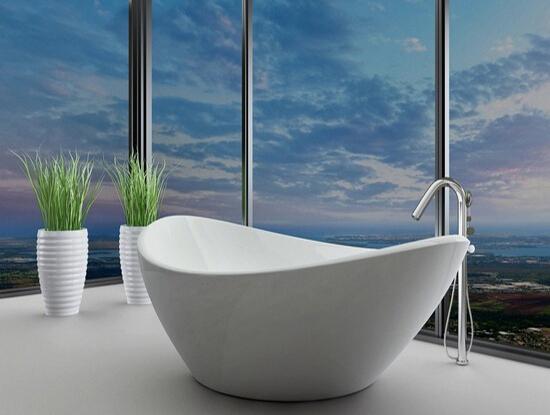 浴缸材质汇总