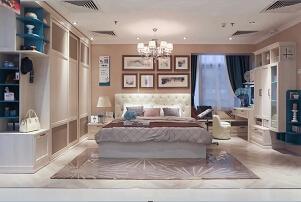 科莫湖光卧房家具