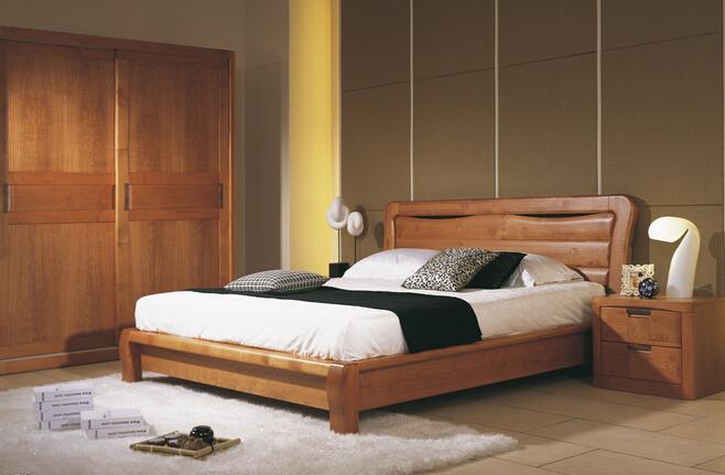 实木床哪种材料好