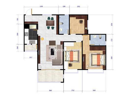 5��01�粜� 3室2�d100�O
