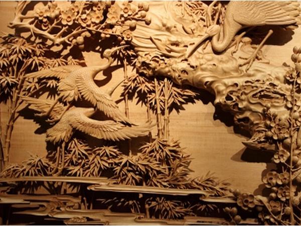 木雕工艺品的保养技巧分享