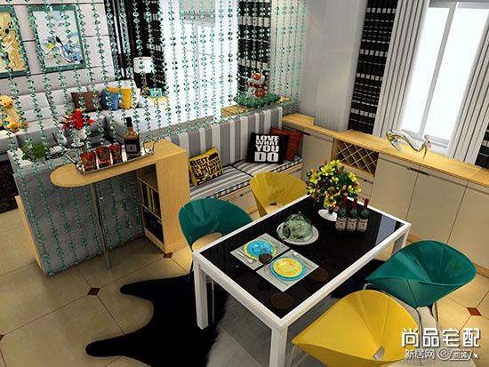 餐厅吧台尺寸大小怎么选