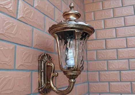 欧式户外壁灯 欧式户外壁灯价格